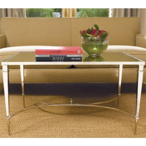 Global View French Square Leg Coffee Table