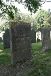Lothrop Hill Cemetery Barnstable Mass.